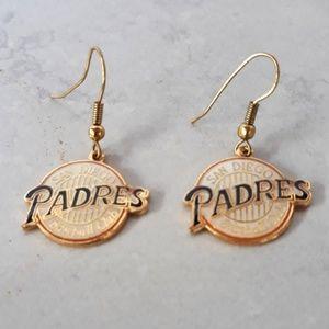 San Diego Padres Earings